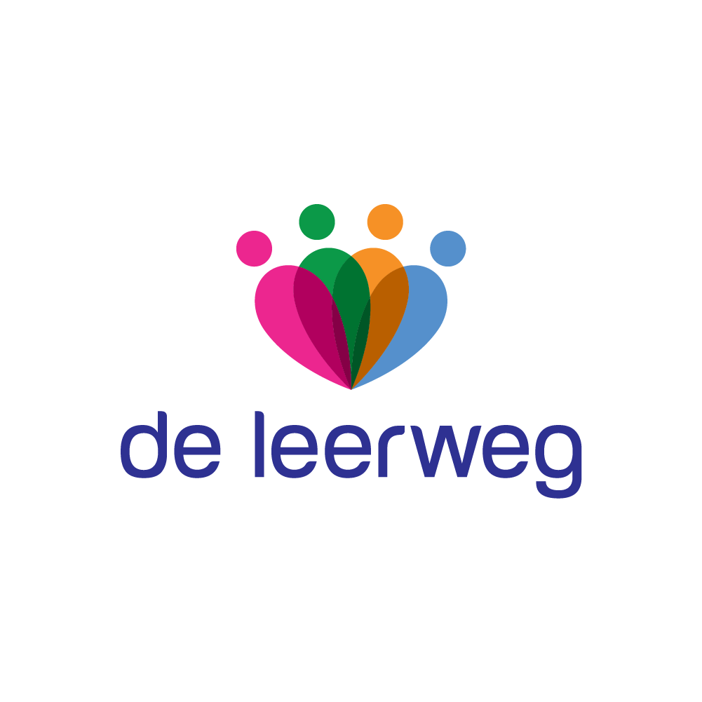 De Leerweg logo